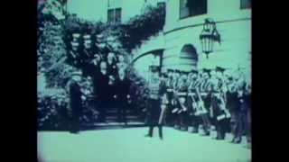 John Philip Sousa Conducts the Marine Band (video only; no audio)