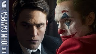 "Joker ""Definitely Not"" Crossing With Pattinson's Batman Says Director - The John Campea Show"