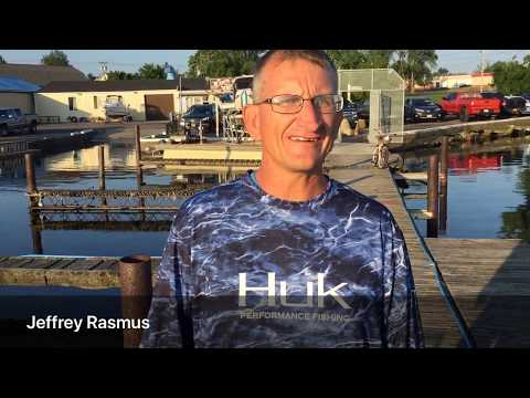 Fishing With Jeffrey, 'The Rain Man Of Lake Erie'