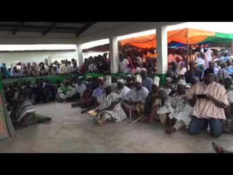 Bawku Damba festival