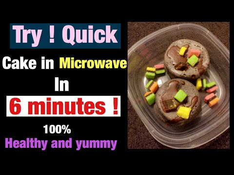 Protein cake in 6 minutes for Bodybuilding with whey protein and healthy ingridents in [Hindi]