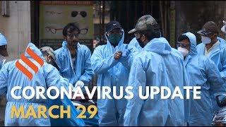 Coronavirus update March 29