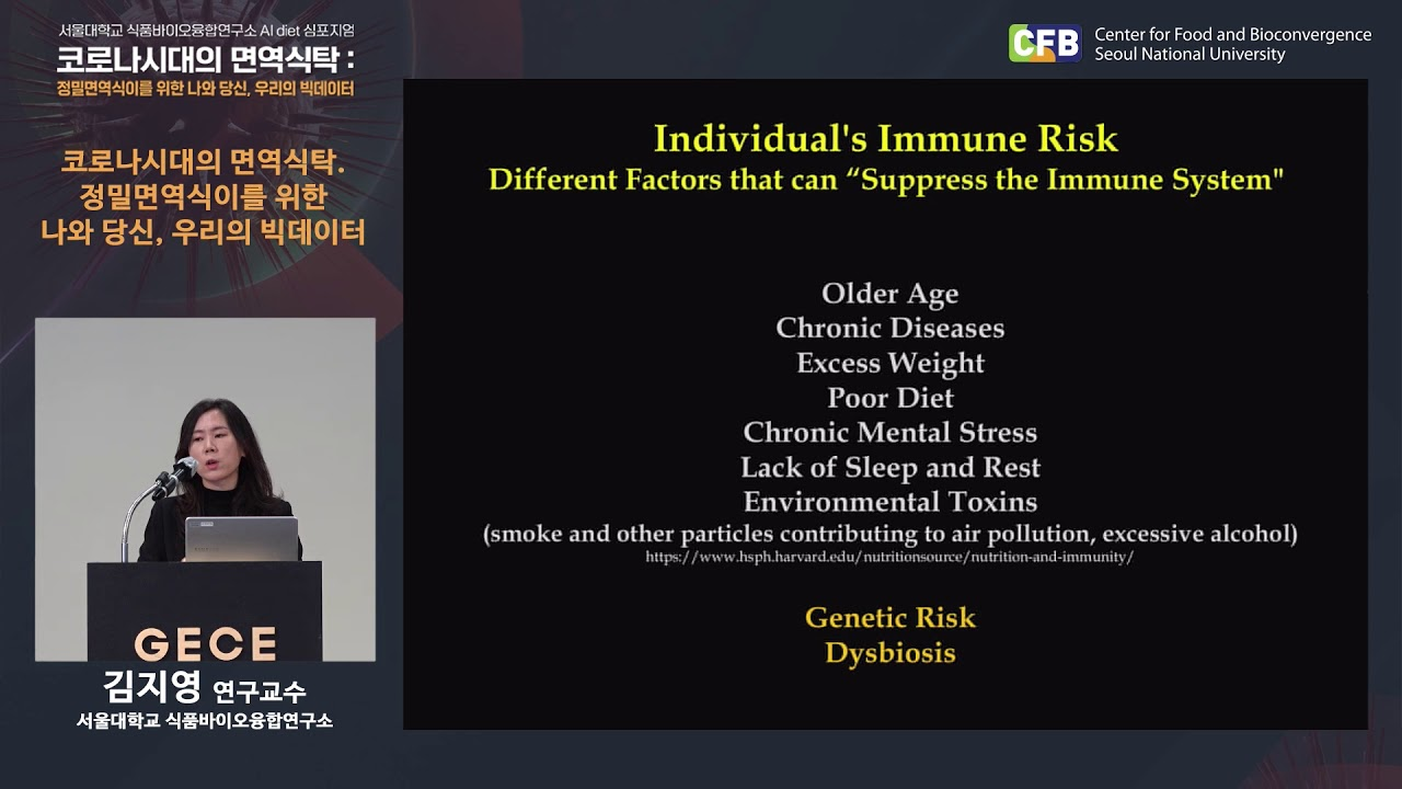 YouTube : Immune Dining Table during the COVID-19 Era