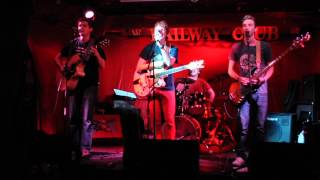 "Rivers Divide with Steve Young cover "" Seven Bridges"" at the Railway Club."