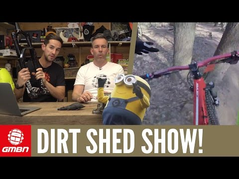Bike Thieves! Have You Ever Had A Bike Stolen? | The Dirt Shed Show Episode 110