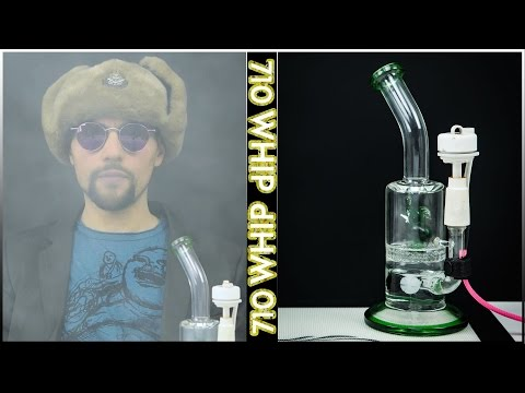 Incredible dabs from a $100 eNail – 710 Whip Review
