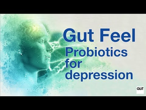Gut feel: a study on probiotics for depression