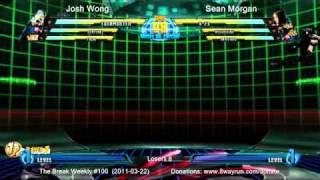 The Break Weekly #100 - L8 - Josh Wong VS Sean Morgan