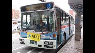 京浜急行バス C7654 PK-RP360GAN(船8 大船駅→鎌倉駅)