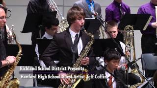 Hanford HS Freshman Jazz - The Wiggle Walk