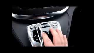 Mercedes C und V Klasse 2014: Das Touchpad