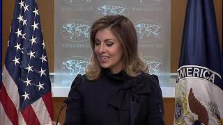 Department Press Briefing - July 25, 2019