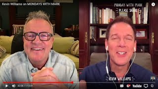 Kevin Williams on MONDAYS WITH MARK