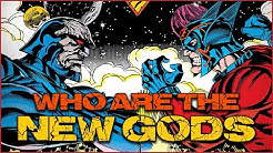 Who Are DC's New Gods?