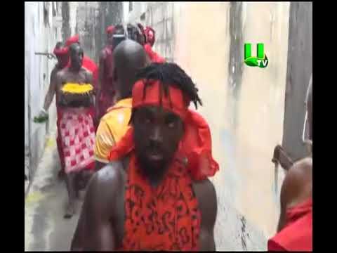 Ga Mashie celebrates Homowo peacefully