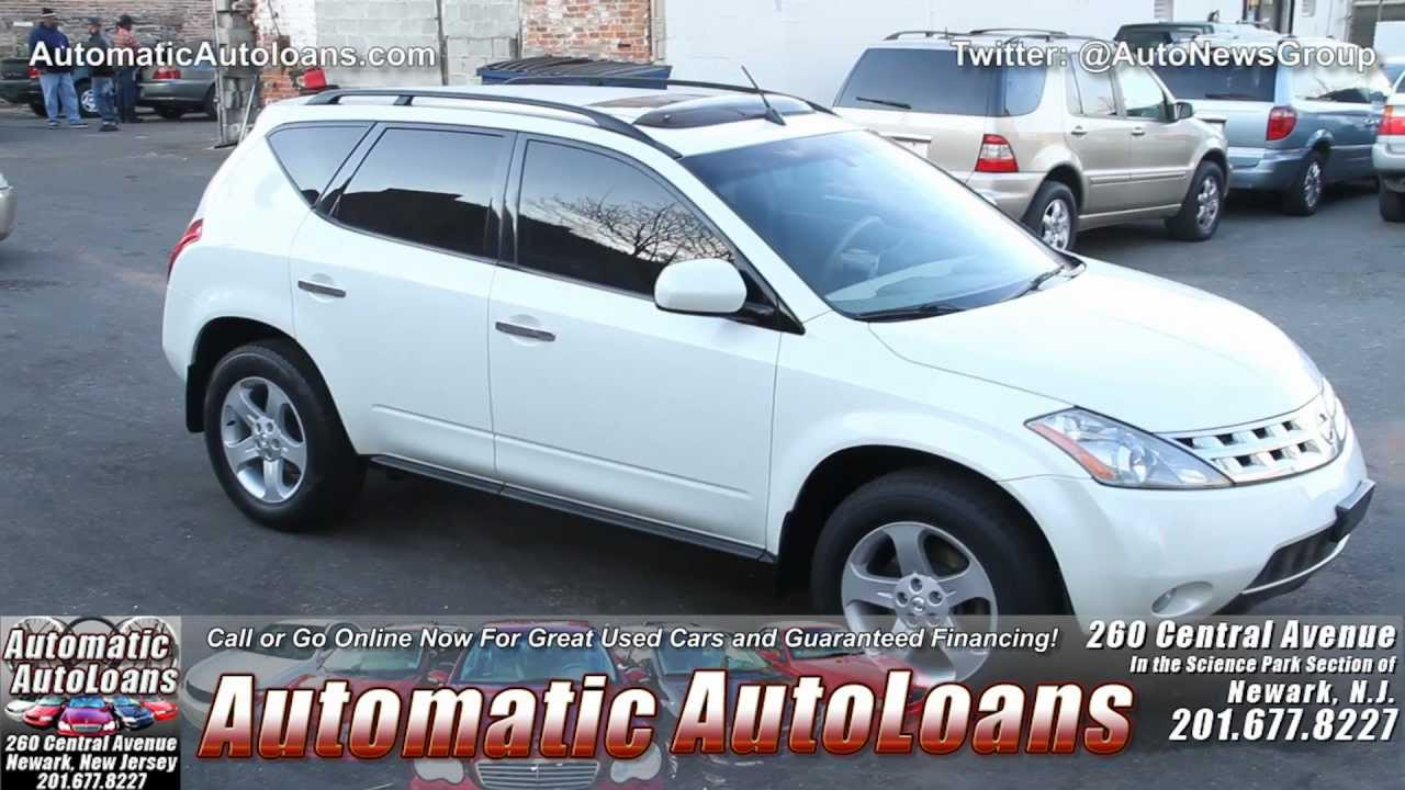 medium resolution of 2004 nissan murano sl awd high quality hd