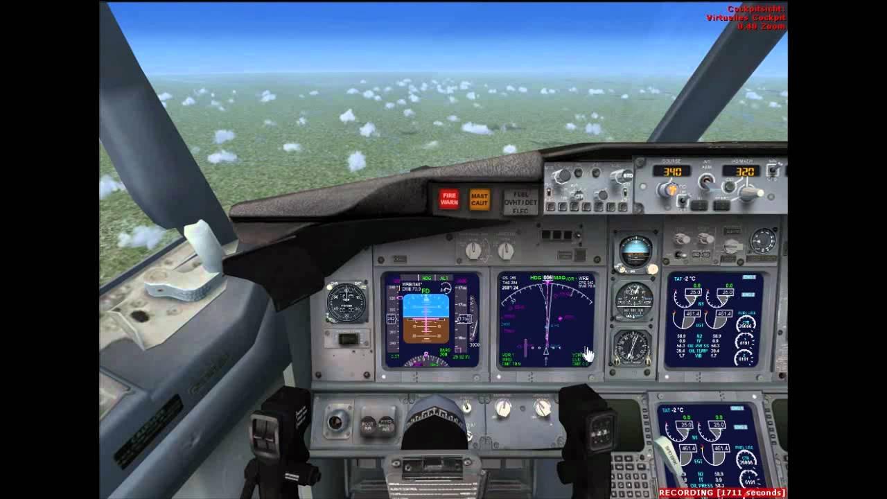 Flugsimulator Spiel Pc