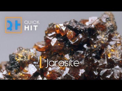 Martian Mineral Found in Antarctica