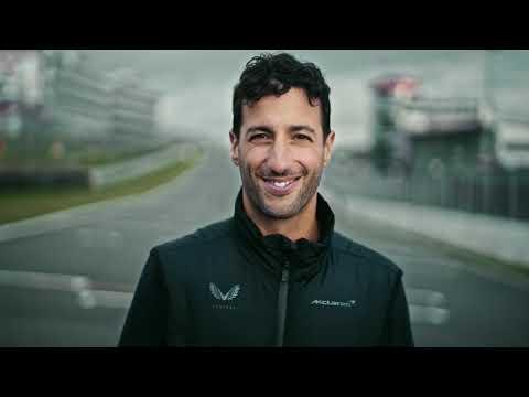 McLaren Artura x Daniel Ricciardo