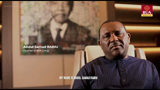 A MESSAGE FROM OUR FOUNDER, ABDUL SAMAD RABIU