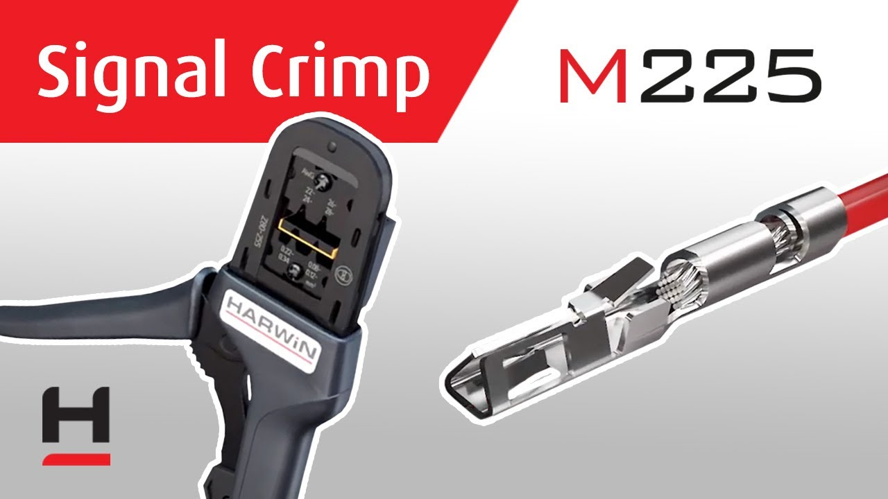 Youtube video for M225 Crimping and Assembly Guide