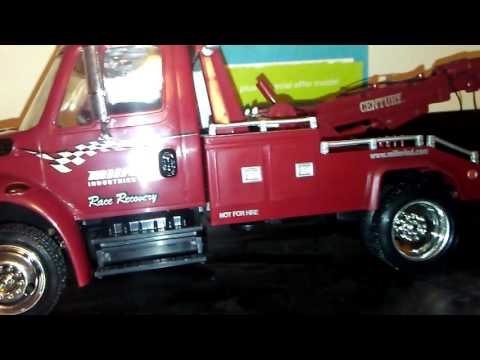 Model tow truck rc