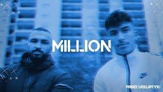 """Mero x Fero47 Type Beat """"Million"""" (Prod. Voluptyk)"""