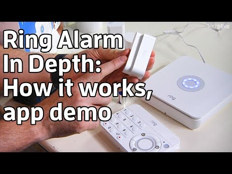 Ring Alarm in depth: How it works and using the app
