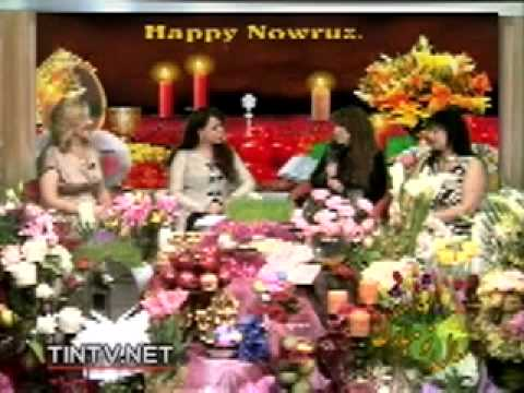 Nowruz 1393 Tasvir Iran Program with Dr. Foojan Zeine and her guests