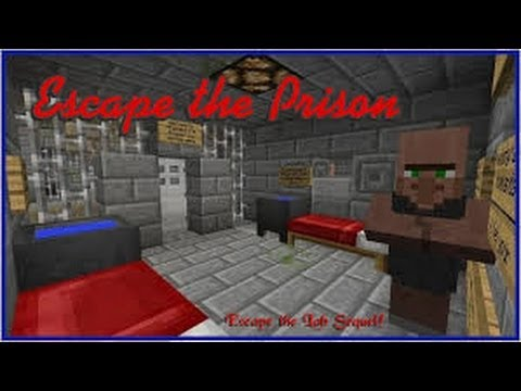 Скачать карту escape для minecraft