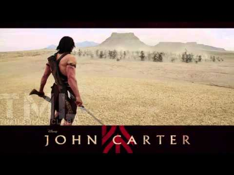 John Carter - Trailer Music (Peter Gabriel - My Body is a Cage)