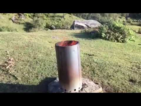10 Pieces Initiative: Clean burning incinerator