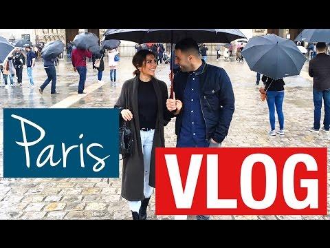 Fall Lookbook + Paris Vlog | Paris Fashion Week