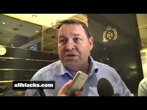 2013 Investec Rugby Championship - All Blacks arrive in Buenos Aires