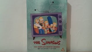 The Simpsons Season 2 DVD Boxset Review
