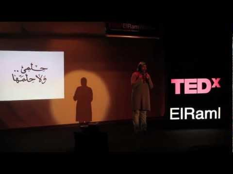 My dream or your dream: Carmen Hassan at TEDxElRamlWomen