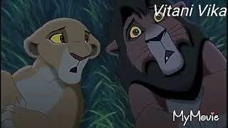 """Клип """" мама я влюбилась в него"""" (король лев)"""