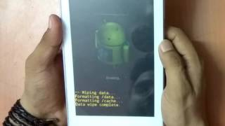 how to unlock pattern or any password lockmicromax canvas tab