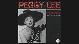Peggy Lee - Mr. Wonderful(1956)