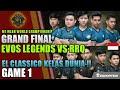 EVOS vs RRQ • Game 1 BO7 Grand Final | M1 Playoffs
