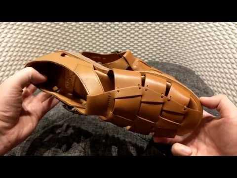 【百足之人】鞋款分享:Paraboot, Pacific, Lisse Cognac, Cemented Construction