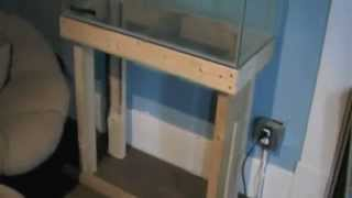 Aquarium Stand For 30 Gallon Tank #51