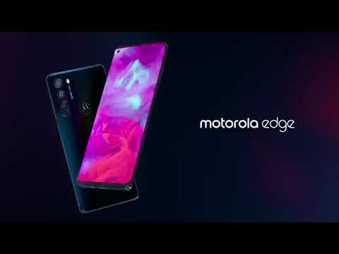 Motorola Edge: teaser mostra detalhes do próximo smartphone da Motorola