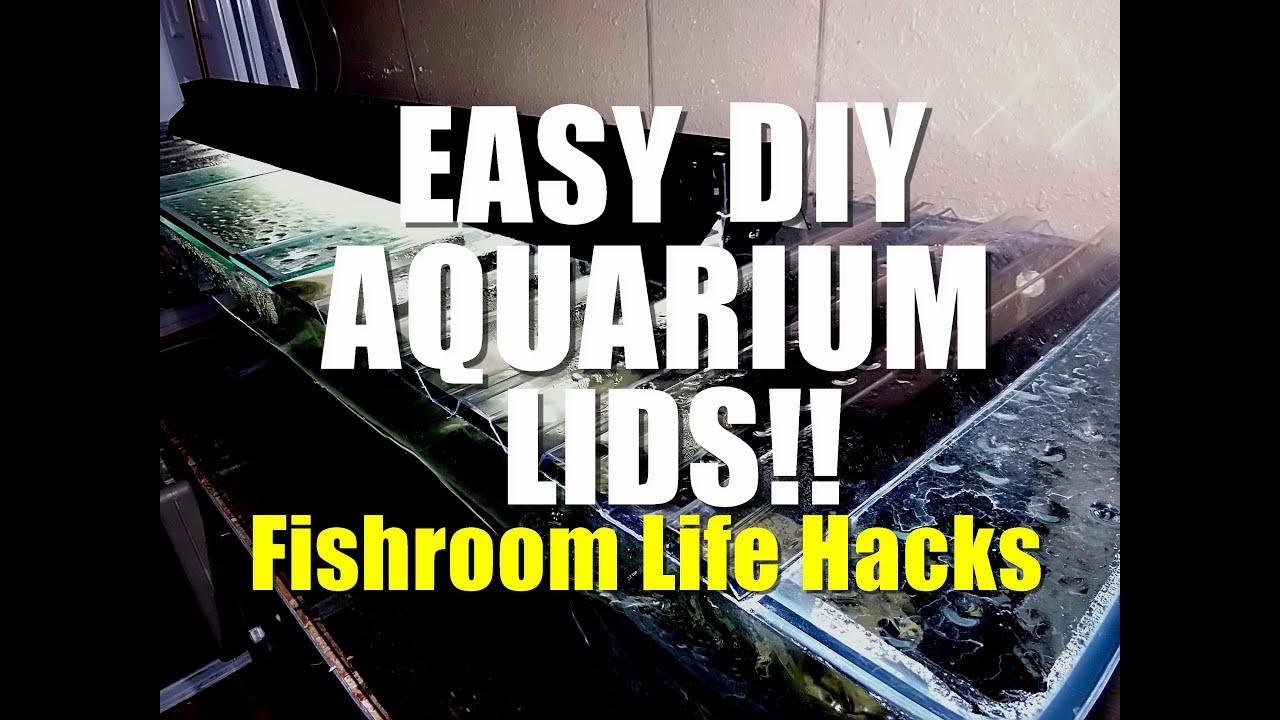 Aquarium fish tank hoods - Aquarium Fish Tank Hoods