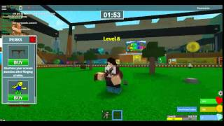 ROBLOX: MiniGames # 2 I can bugar the Lava Dip ft Edebete and other BRS