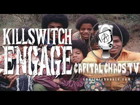 Killswitch Engage live in San Francisco 04/23/17