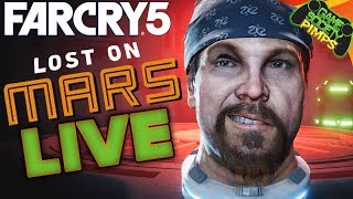 Far Cry 5 LOST ON MARS DLC (Collections Edition Giveaway!) LIVE!