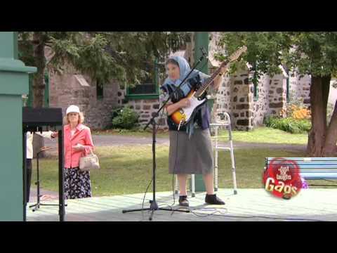 JFL Hidden Camera Pranks & Gags: Guitar Grandma