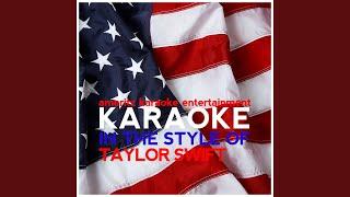 Starlight (Karaoke Version)
