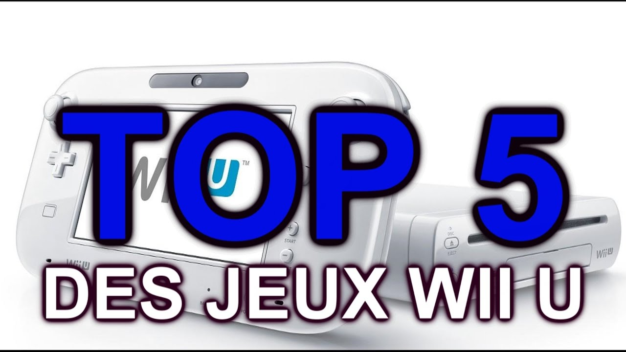 1 top 5 les jeux wii u qui vont sortir youtube. Black Bedroom Furniture Sets. Home Design Ideas